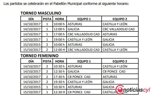 Valladolid-olmedo-torneo-baloncesto